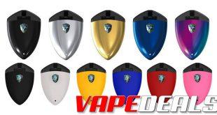 Smok Rolo Badge Starter Kit $7.20 | 3-Pack Pods $3.99