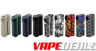 Double Barrel 3 150W Mod by Squid Industries $36.88