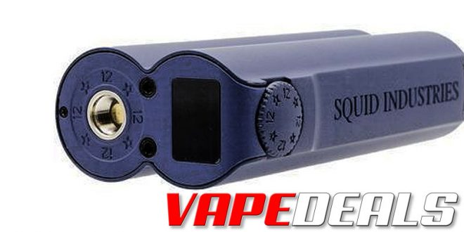 Double Barrel V3 150W Mod by Squid Industries $54.00