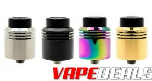 Asmodus Barrage 24mm Single Coil RDA $18.54