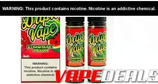 Drip'n Vape E-liquid Twin Pack (120mL) $7.99