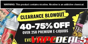 ejuicedeals clearance blowout