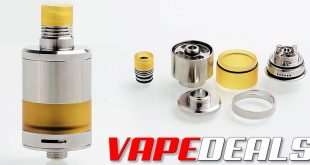 BDvape Precisio MTL RTA (Flash Sale) $32.99