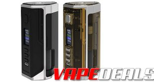 Lost Vape Drone DNA250C Squonker (USA) $85.50