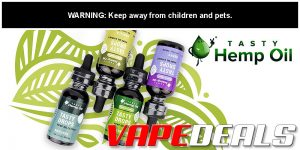 Tasty Hemp Oil Tasty Drops CBD Tinctures Sale $29.99