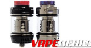 Blitz Monstor Tank $13.56 | Hellvape Fat Rabbit $15.26