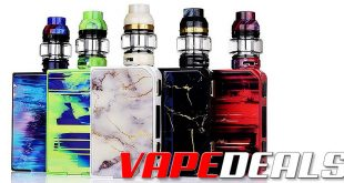 CoilArt LUX 200 Kit with Mesh Tank (USA) $39.95