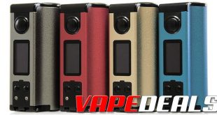 Topside Dual Squonker by Dovpo (Free Shipping) $44.95