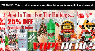 EjuiceConnect Christmas Sale (Up to 25% Off)