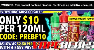 Fuggin Vapor Co Pre-Black Friday 2019 Deals