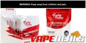 Funky Farms CBD Gummies – B6G4 Free Sale!