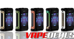 Aegis X 200W Box Mod by Geekvape (USA) $46.80