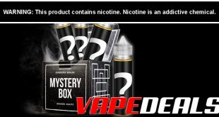 FlawlessVapeShop 100mL Mystery Bottle $1.99