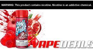 Red Dragon E-liquid by Fuggin Vapor – Mini Review!