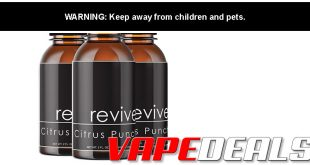 Revive CBD Wellness Shot (3-Pack) by Savage $14.99