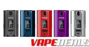 Uwell Evdilo 200W Dual-21700 Box Mod $37.37