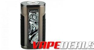 Voopoo X217 Dual-21700 Box Mod $27.07