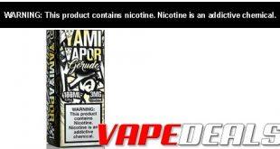 Gorudo E-liquid by Yami Vapor – Mini Review!