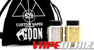 Goon V1.5 RDA by 528 Customs (USA) $31.50