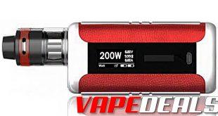 Aspire Speeder 200W Starter Kit (USA) $22.95