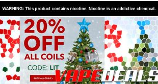 Breazy Replacement Coils Sale (Extra 20% Off)