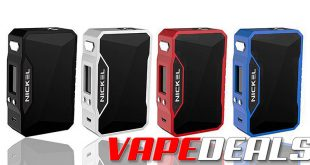 Dovpo Nickel 230W Box Mod (US Vendor) $18.00