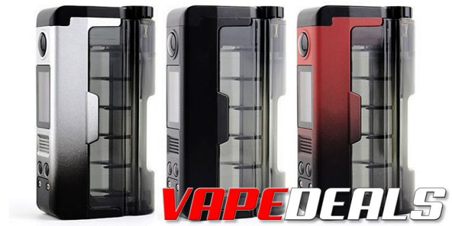 Dovpo Topside Lite 90W Squonker (Free Shipping) $38.21
