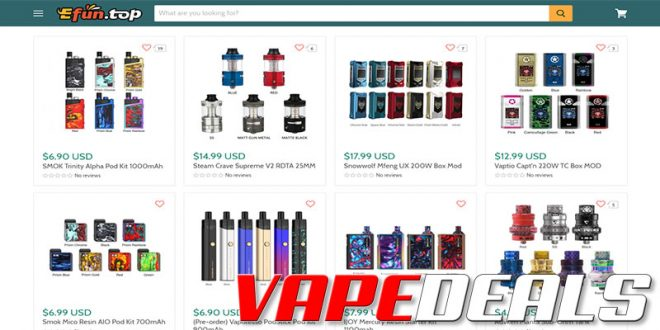 Efun Hardware Clearance Sale Update