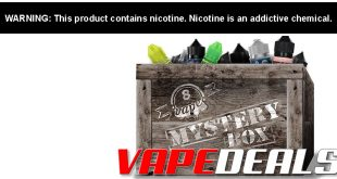 Eightvape Mystery Box: 2x Pod Systems + 30mL $15.95