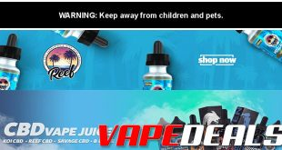 Ejuice Deals CBD Sale (Extra 25% Off!)