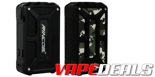 Rincoe Mechman 228W Box Mod (USA) $22.49