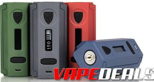 Sigelei Vcigo K3 150W Box Mod BLOWOUT $9.97