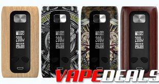 Think Vape Thor 200W TC Box Mod $17.09