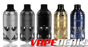 Vapefly Brunhilde MTL RTA $23.50 (+ More Deals!)