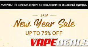 Vaporl 2020 New Year Hardware Sale