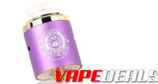 Wake Little Foot RDA BLOWOUT (USA) $7.20
