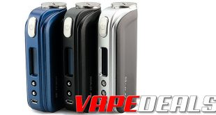 SXmini ML Class Box Mod by YiHi (USA) $45.00