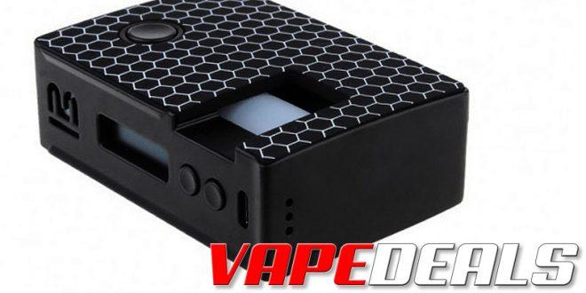 Blitz Vigor 81W 20700 TC Squonk Mod $11.61