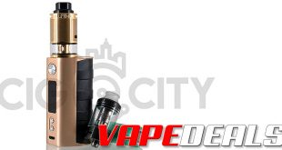 COV Callisto Bundle w/ Alpine RDTA & Battery $24.99