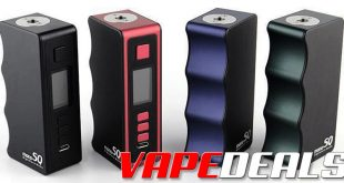 Dovpo Mono SQ DNA75C (USA / Free Shipping) $96.00