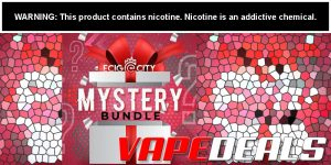 Ecig-City Mystery Bundle Deal $29.99