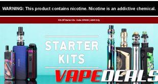 Element Vape Starter Kit Sale (Extra 10% Off)