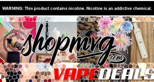 ShopMVG Sale – 20% Off E-liquid | 25% Off Clearance