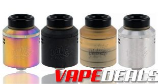 Dang RDA by Twisted Messes & OhmBoy OC $50.36