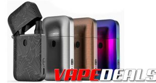 Vaporesso Click / Aurora Play Kit – Free w/ Purchase