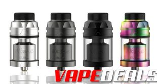 Augvape Intake Dual RTA by Mike Vapes $17.42