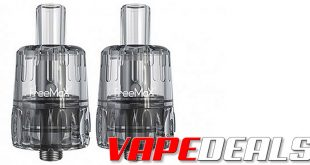 Freemax GEMM Disposable Tanks 2-Pack (USA) $3.99