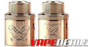 Hellvape Dead Rabbit Challenge Caps BLOWOUT $1.13