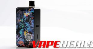 Hugo Vapor Planet 45W Starter Kit (Free Shipping) $20.99