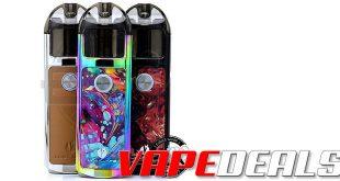 Lost Vape Lyra Pod System Starter Kit (USA) $8.95
